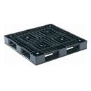 サンコー パレット 110×110×15cm ブラック D4−1111−6N