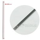 棚柱 ステンレス P−17 1599mm