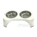 イエモア ペット用食器 S+S 白色 ML950041