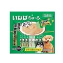 いなばちゅ〜る 総合栄養食 とりささみ チキンミックス味 20本
