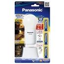 パナソニック LED球ランタン 乾電池エボルタ付き
