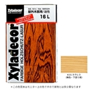 屋外木部用 油性 キシラデコール #101 カラレス(無色・下塗り用) 16L