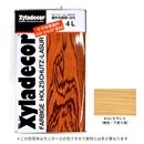 屋外木部用 油性 キシラデコール #101 カラレス(無色・下塗り用) 4L