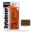 屋外木部用 油性 キシラデコール #110 オリーブ 4L