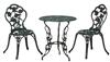 テーブルセット ローズ 青銅色 60φ