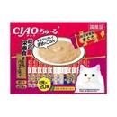 CIAO チャオ ちゅ〜る 総合栄養食 まぐろバラエティ 40本