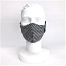 グラフェン 抗菌消臭マスク フリー 限定色 クロ×シロ