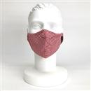 グラフェン 抗菌消臭マスク フリー 限定色 アカ×シロ
