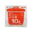 次が使いやすいごみ袋 10L 1ロール(20枚巻)
