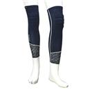 WAGENYA コーデュラ 膝プロテクト レッグカバー ネイビー フリーサイズ