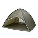 ワンタッチサンシェード CampersCollection カーキ タープ・シェルター COS−6SUV(KH)
