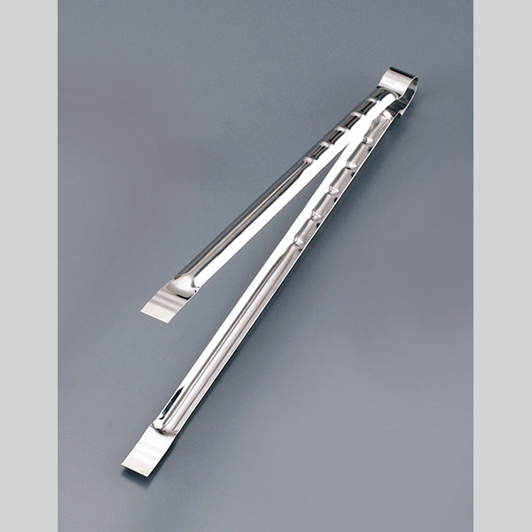 【ネット限定】 18−0 火バサミ 450mm