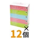 イエモア パルプ100% ティッシュペーパー 300枚(150組)×5箱パック