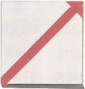 マイゾックス アースプレート斜矢印埋め込み
