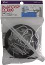 ユタカ 金具 シート間仕切り金具セット 1.8mmステンレスワイヤー6m
