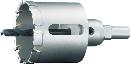 ユニカ 超硬ホールソー メタコアトリプル(ツバ無し)25mm