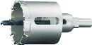 ユニカ 超硬ホールソー メタコアトリプル(ツバ無し)28mm