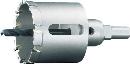 ユニカ 超硬ホールソー メタコアトリプル(ツバ無し)50mm