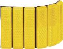 キャットアイ レフテープ 50mm×7.5mm 蛍光黄 6枚入り