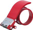 TRUSCO テープカッター 3インチ紙管用 スチール製