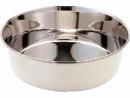 ステンレス製食器 犬用皿型 L