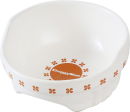 便利なクローバー陶製食器M