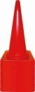 カラフルコーンM 700H 赤  25本/セット