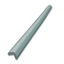 安心クッションL字型90cm 大 ライトグレー