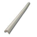 安心クッションL字型90cm小アイボリー