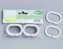 バスカーテンリング IRW−01 ホワイト