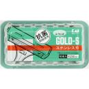 T型ゴールドステンレスSM10本