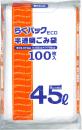 らくパックECO 半透明袋 45L 100枚 PS−41