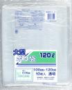 TN−35透明ポリ袋 大型 120L10枚