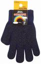 Z−60 のびのびすべり止め手袋 ネイビー F