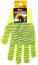 Z−60 のびのびすべり止め手袋 イエロー F