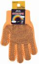 Z−60 のびのびすべり止め手袋 オレンジ F