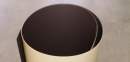 チヨダ GLカラー 0.27ミリ 3×6板 ブラウン 1枚巻