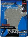 紳士3枚組Tシャツ丸首グレーLL