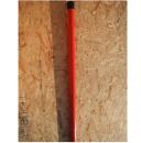 ミラ−ポ−ル38ΦX2200スチ−ル製オレンジ