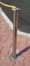 駐車ポ−ルアップダウン SUP−1