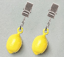 テーブルクロス用ウェイト レモン