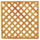 エコランド ガーデンラティス ナチュラル 900×900