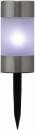 ソーラー ステンレス ミニマーカーライト 4個セット
