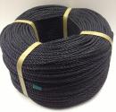 ポリ黒ロープ 3mm×200m