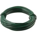 GC コーティングワイヤー 緑 15m