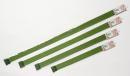 グリーン鉄線 φ3.2mm×75cm 10本入り