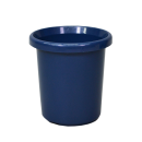 長鉢F型 8号 ブルー