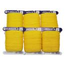 マキロン黄色水糸  6個入り