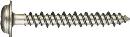 サンコー Pレスアンカー ステンレス製座付なべ頭 PW4X32SP100
