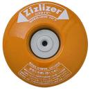 刈払機用安定板 ジズライザー オレンジ